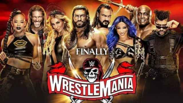 Wrestlemania 37: se desvela el escenario en el estadio Raymond James