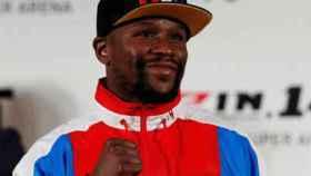 Floyd Mayweather, excampeón del mundo del boxeo