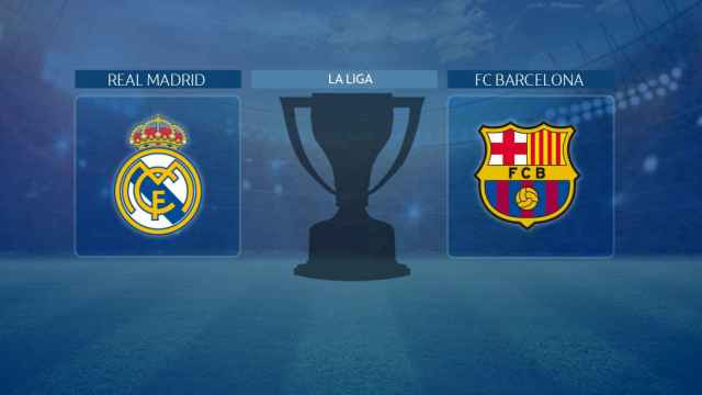 Streaming en directo | Real Madrid - FC Barcelona (La Liga)