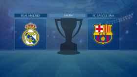 Streaming en directo   Real Madrid - FC Barcelona (La Liga)