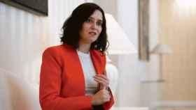 La presidenta madrileña, Isabel Díaz Ayuso. Foto: El Economista