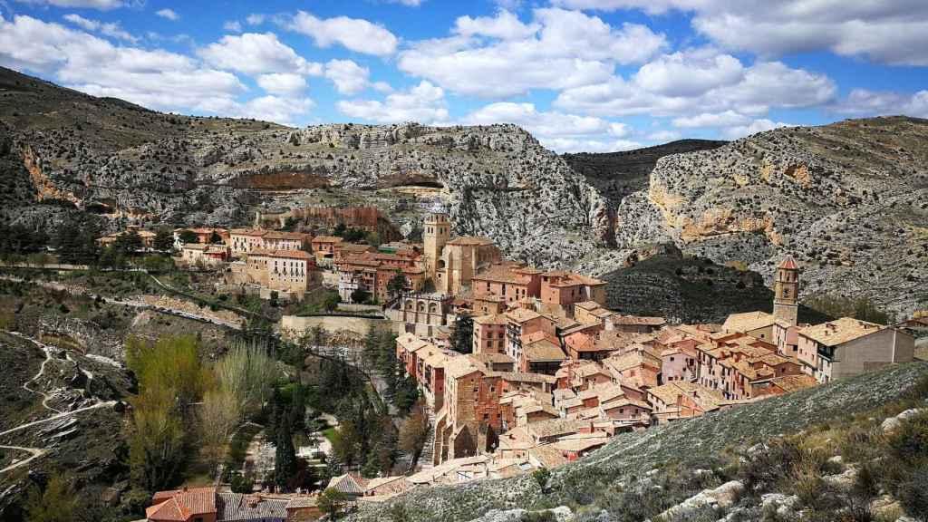 Albarracín.