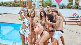 Así fue el estreno de 'Love Island': diez dioses griegos, unas copitas de champán y una concursante sorpresa
