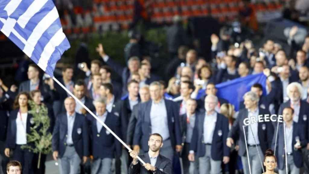 Delegación nacional de Grecia en unos JJOO