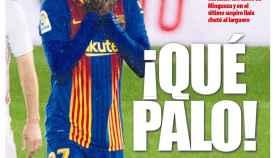 Portada Mundo Deportivo (11/04/21)