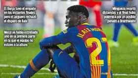 La portada del diario SPORT (11/04/2021)