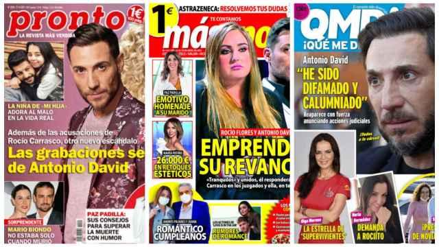 Kiosco rosa: Suso Álvarez, enamorado de una enfermera catalana