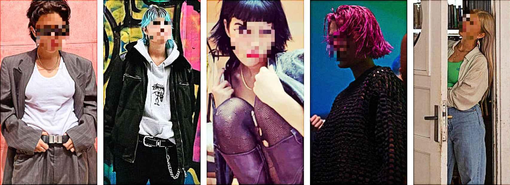 Dora Postigo ha cambiado al menos cinco veces de 'look' en los últimos meses.
