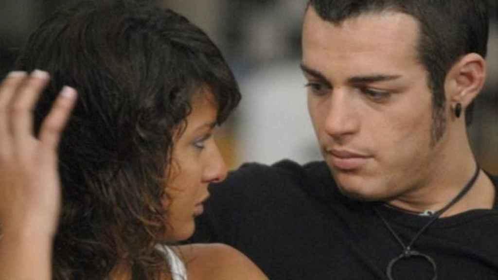 Naiala Melo y Dani López en 'Gran Hermano 8'.