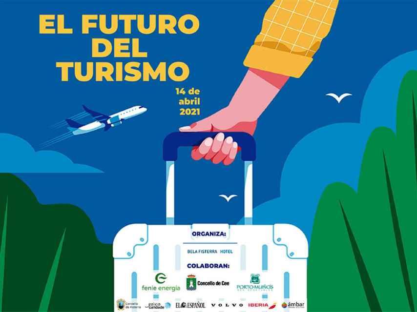 Imagen promocional del foro El futuro del Turismo.