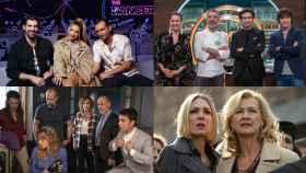El drama de La 1 de TVE: la parrilla más atractiva en años, pero sin el apoyo de la audiencia