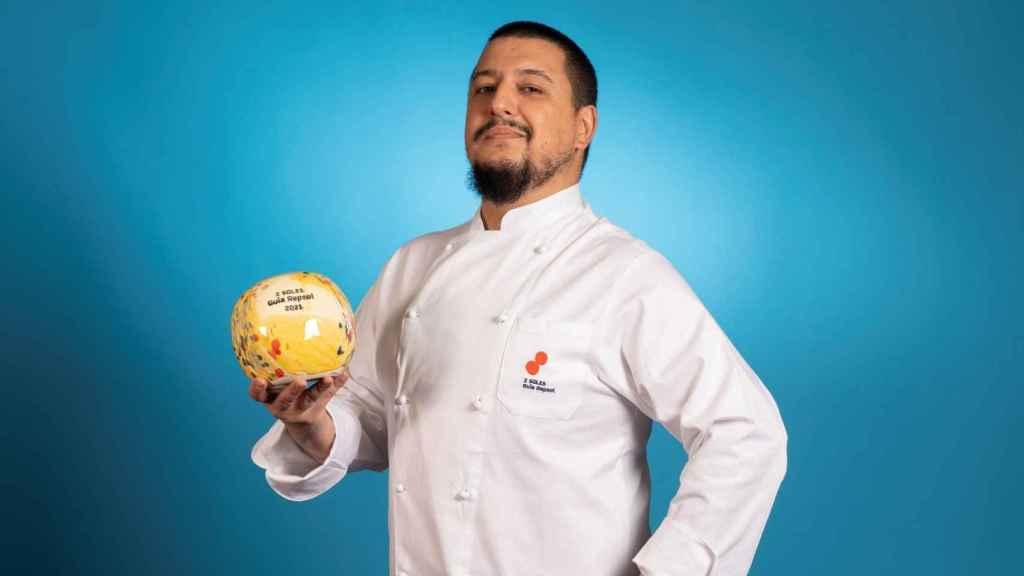 Mario Payán, chef de Kappo (Madrid)