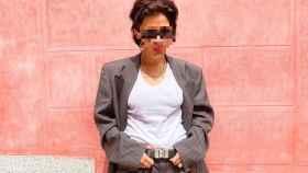 Dora, la hija mayor de Bimba Bosé y Diego Postigo, en una imagen de sus redes sociales.