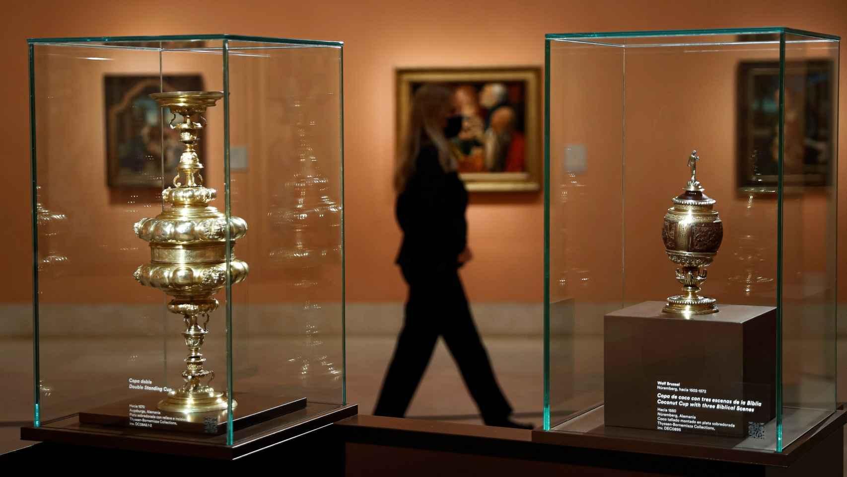 Los tesoros de la colección de la familia Thyssen que se pueden ver por  primera vez en Madrid