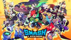 Adictivo, multijugador y rápido: así es Smash Legends