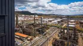 El Complejo Petroquímico de Repsol en Puertollano (Ciudad Real)
