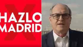 Ángel Gabilondo y su lema de campaña para el 4-M.
