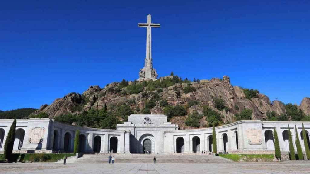 Valle de los Caídos. Efe
