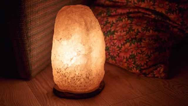 Mejora tu salud y estado de ánimo con estas lámparas de sal