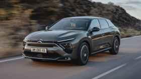 El nuevo Citroën C5 X se pone a la venta en la segunda mitad de 2021.