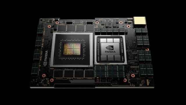 Grace, el nuevo procesador de Nvidia