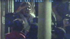Alberto Rodríguez en 2006, en el primer incidente que protagonizó contra agentes de la Policía.