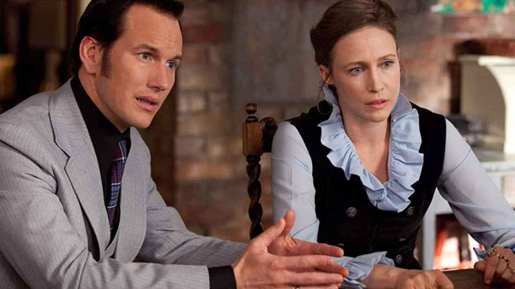 'The Conjuring'.