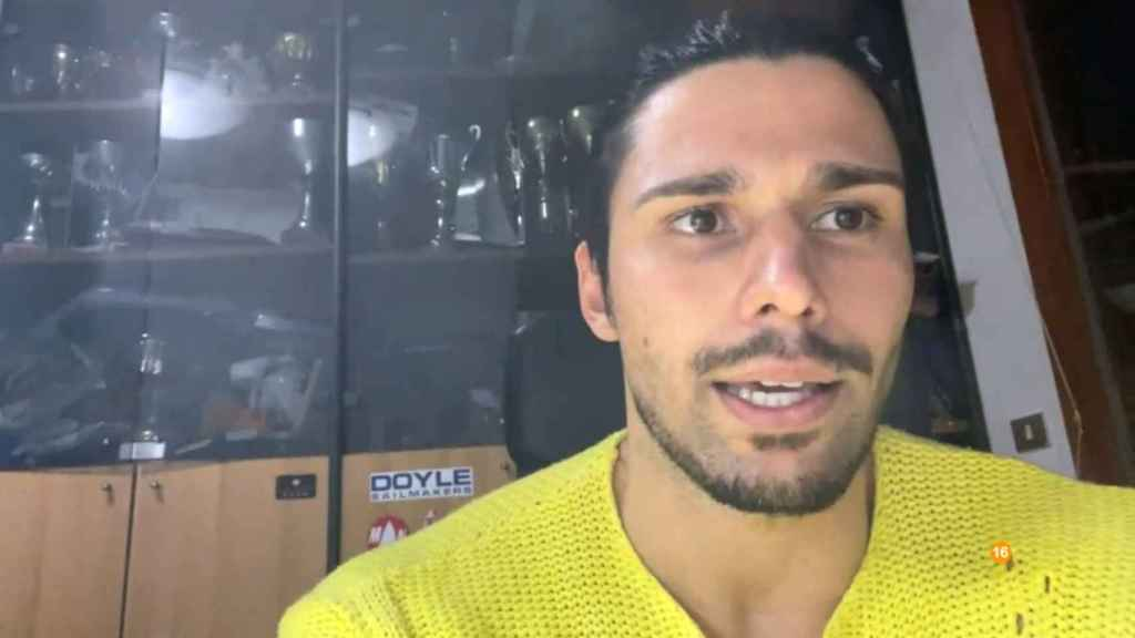 Quién es Luca Onestini, el hermano de Gianmarco que sale en 'Supervivientes'