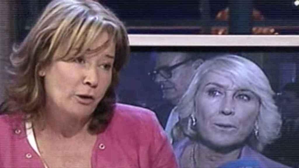 Mila Ximénez en 'Crónicas Marcianas'