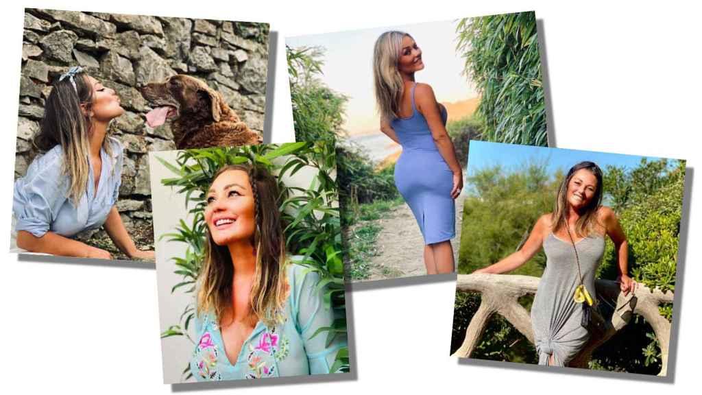 Amaia ha encontrado en la naturaleza y el aire libre su mejor aliado contra la negatividad.
