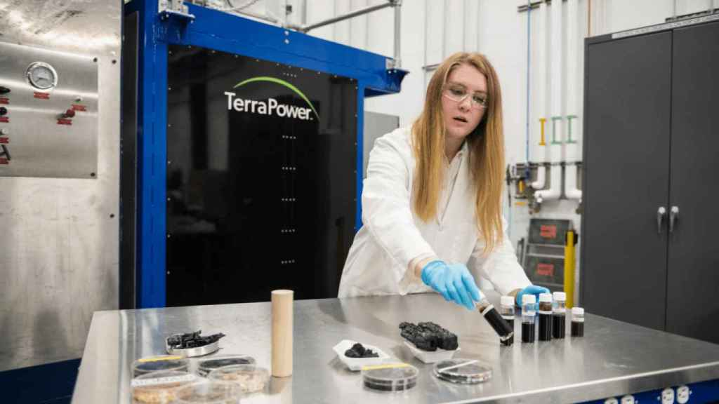 Laboratorio de TerraPower
