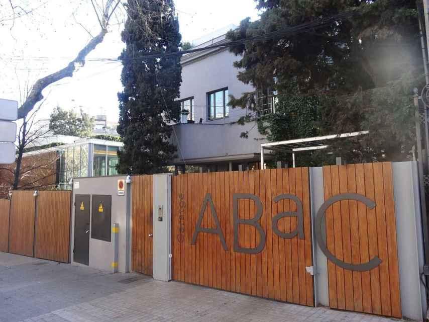 El restaurante de Jordi Cruz en Barcelona.