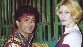 Daniel Écija trabaja en una serie sobre Bárbara Rey y Ángel Cristo