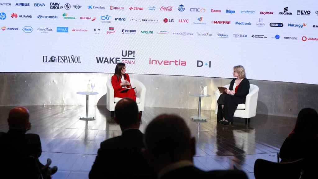 Beatriz Corredor en Wake Up, Spain!