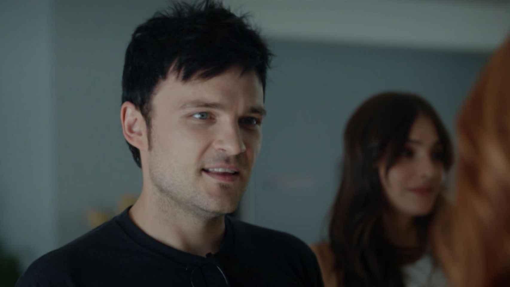 Quién es Adam Jerziesky, el actor de 'Física o Química' invitado a 'Pasapalabra'
