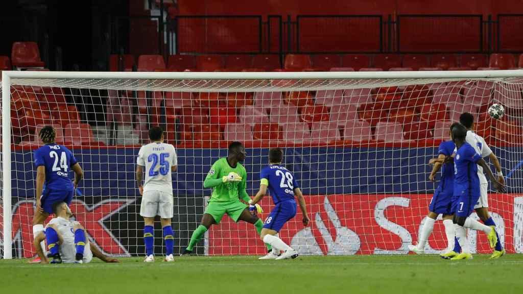 Gol de Taremi en el Chelsea - Oporto