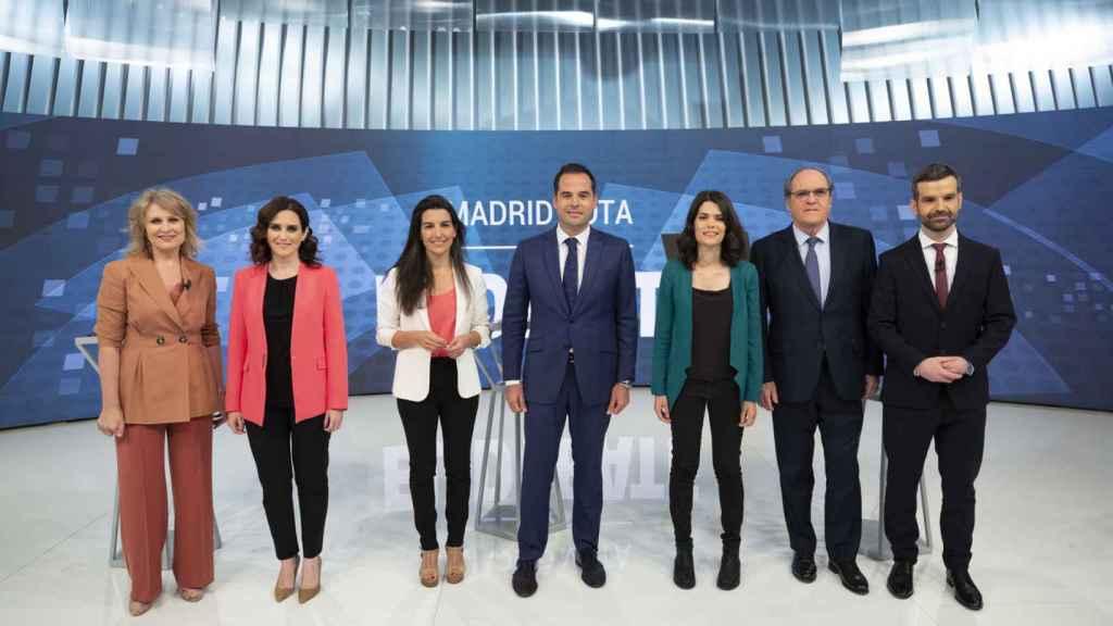 Telemadrid no se achanta: emitirá un debate electoral con o sin Isabel Díaz Ayuso