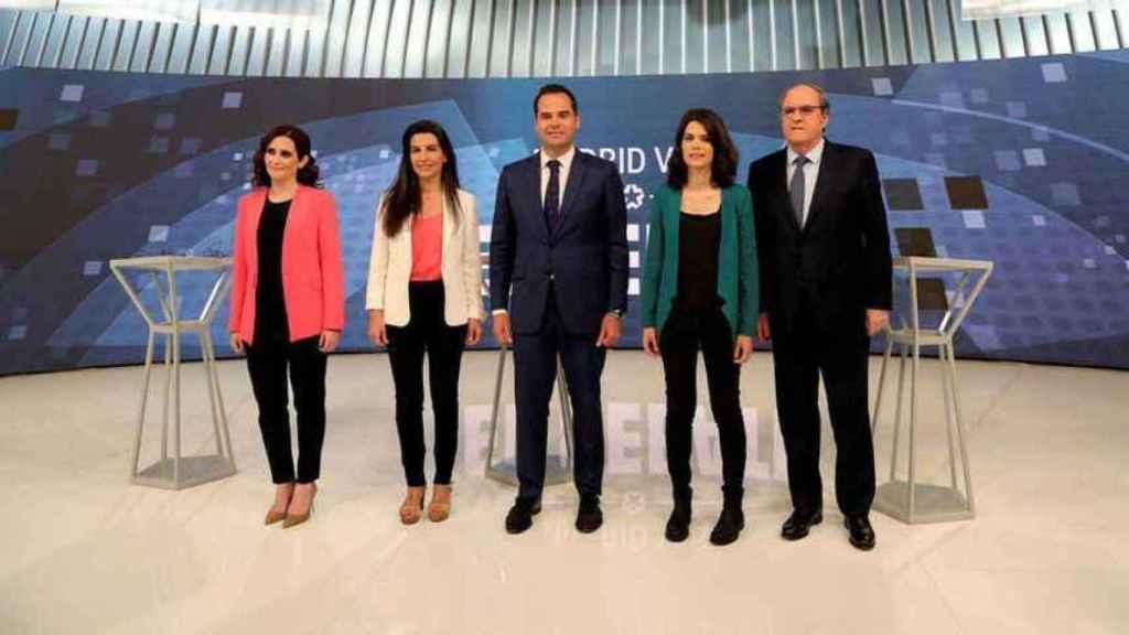 TVE y Telemadrid también han propuesto sus propios debates electorales.