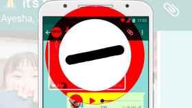Tu cuenta de WhatsApp puede ser bloqueada sin tu consentimiento