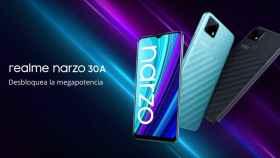 El realme Narzo 30A ya se puede comprar en España