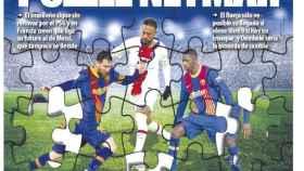 Portada Mundo Deportivo (13/04/21)