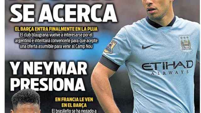 Portada Sport (13/04/21)