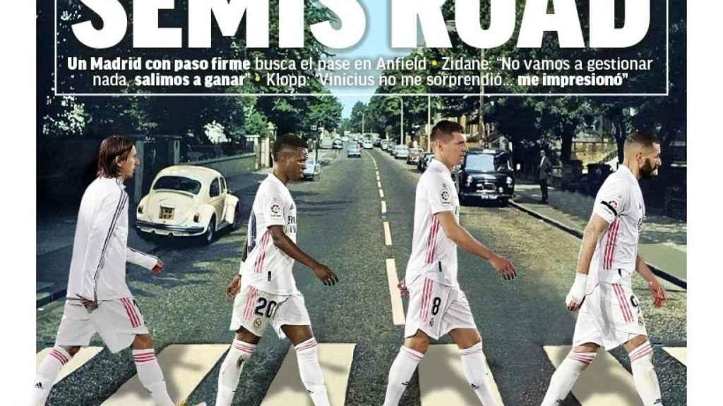 Portada MARCA (14/04/21)