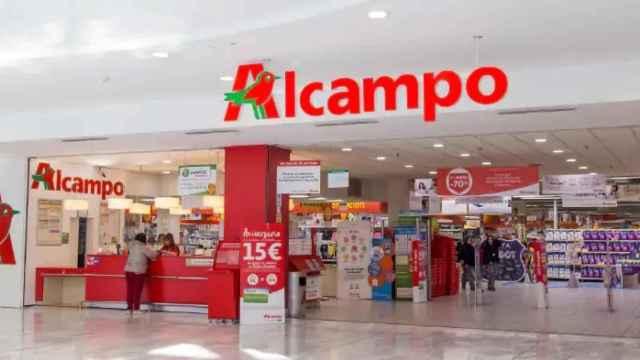 Las ventas de Alcampo caen un 3,3% en 2020, hasta los 4.497 millones de euros