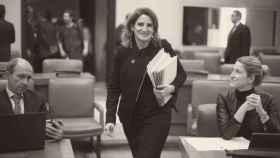 La vicepresidenta cuarta para la Transición Ecológica, Teresa Ribera.