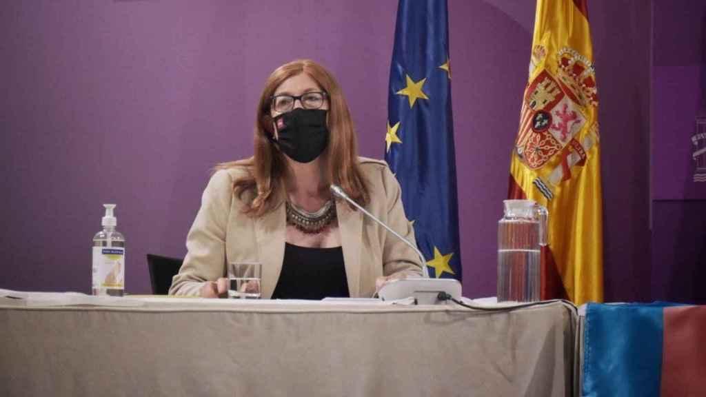 Marina Echebarría.