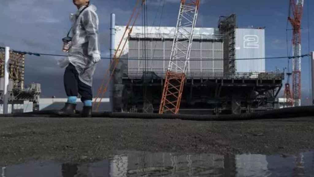 La central nuclear de Daiichi en Fukushima.