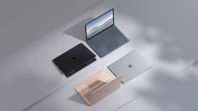 Nueva gama Surface Laptop 4
