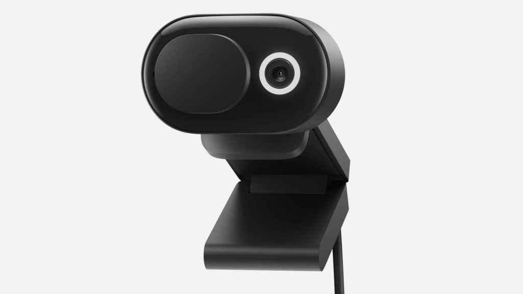 Nueva webcam de Microsoft
