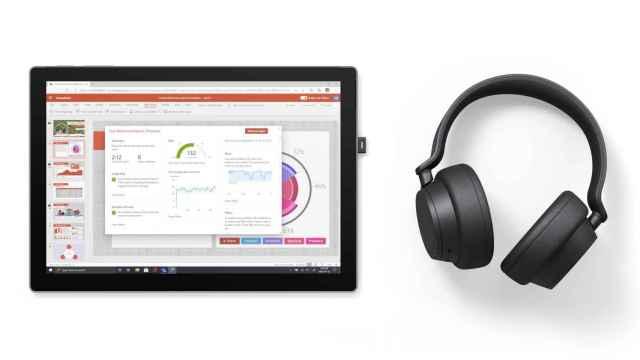 Nuevos Surface Headphones 2+ para teletrabajo